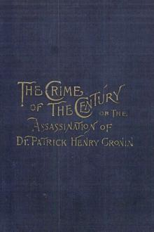The Crime of the Century by Henry M. Hunt