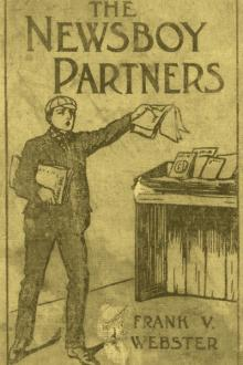 The Newsboy Partners by Frank V. Webster