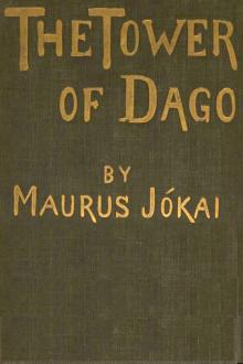 The Tower of Dago by Mór Jókai