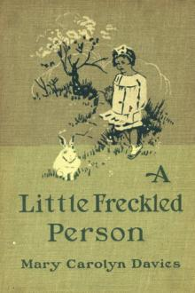 A Little Freckled Person