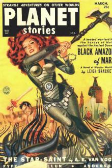 Black Amazon of Mars by Leigh Douglass Brackett