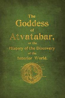 The Goddess of Atvatabar by William Richard Bradshaw