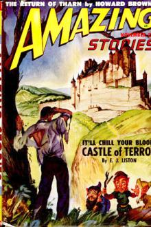 Castle of Terror by E. J. Liston