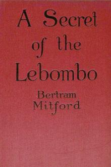A Secret of the Lebombo by Bertram Mitford