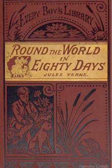 Round the World in Eighty Days by Jules Verne