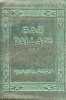 The Bab Ballads, vol 3 by W. S. Gilbert