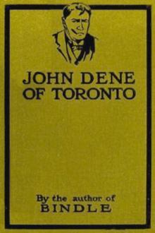 John Dene of Toronto