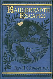 Hair-Breadth Escapes by H. C. Adams