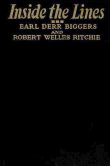 Inside the Lines by Robert Welles Ritchie, Earl Derr Biggers