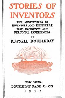 Stories of Inventors by Russell Doubleday