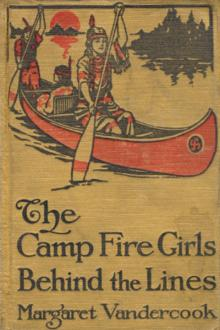 The Camp Fire Girls Behind the Lines