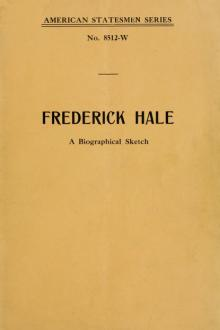 Frederick Hale by Anonymous
