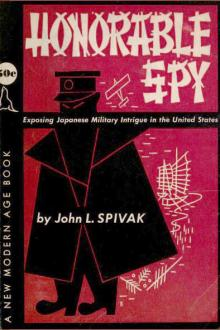Honorable Spy by John L. Spivak
