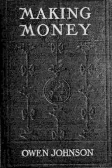 Making Money by Owen Johnson