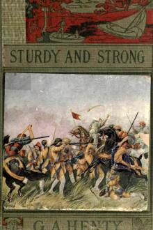 Sturdy and Strong by G. A. Henty