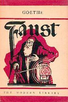 Faust Part 1 by Johann Wolfgang von Goethe