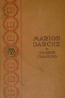 Marion Darche by F. Marion Crawford