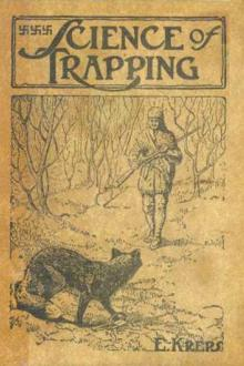 Science of Trapping by Elmer Harry Kreps