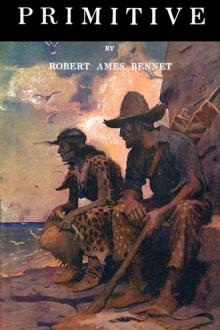 Into the Primitive by Robert Ames Bennet
