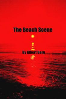 The Beach Scene by Albert Berg
