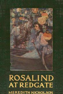 Rosalind at Red Gate by Meredith Nicholson