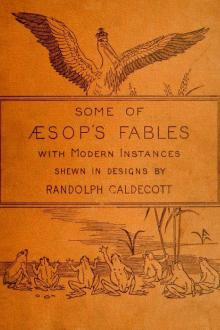 Æsop's Fables with Modern Instances by Aesop