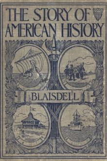 The Story of American History by Albert F. Blaisdell