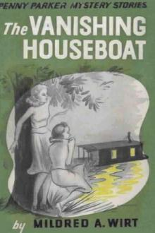 The Vanishing Houseboat by Rebecca Ruter Springer