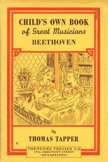 Beethoven by Thomas Tapper