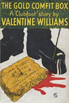 The Gold Comfit Box by Valentine Williams