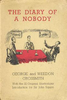 The Diary of a Nobody by George Grossmith, Weedon Grossmith