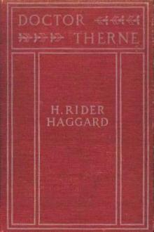 Doctor Therne by H. Rider Haggard