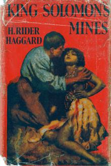 King Solomon's Mines  by H. Rider Haggard