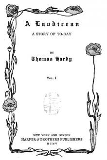 A Laodicean: A Story of To-day by Thomas Hardy