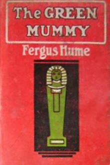 The Green Mummy by Fergus Hume