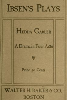 Hedda Gabler Ebook
