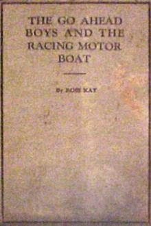 The Go Ahead Boys and the Racing Motorboat