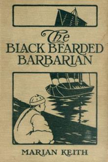 The Black-Bearded Barbarian by Mary Esther Miller MacGregor