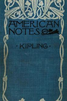 American Notes by Rudyard Kipling