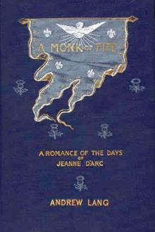 A Monk of Fife by Andrew Lang