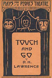 Touch and Go by D. H. Lawrence