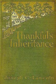 Thankful's Inheritance by Joseph Crosby Lincoln