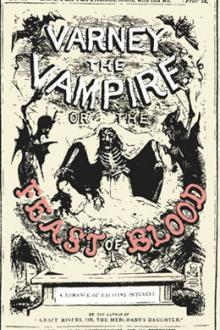 Varney the Vampire by Thomas Preskett Prest