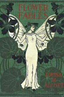 Flower Fables by Louisa May Alcott