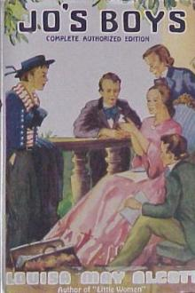 Jo's Boys by Louisa May Alcott