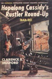Hopalong Cassidy's Rustler Round-Up by Clarence E. Mulford