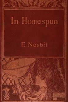 In Homespun by E. Nesbit