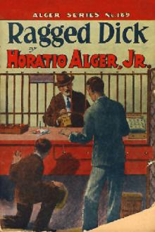 Ragged Dick by Jr. Alger Horatio