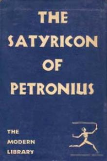 The Satyricon by Petronius