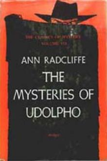 Pdf of udolpho the mysteries